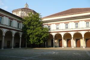 "Conservatory ""Giuseppe Verdi"" in Milano"