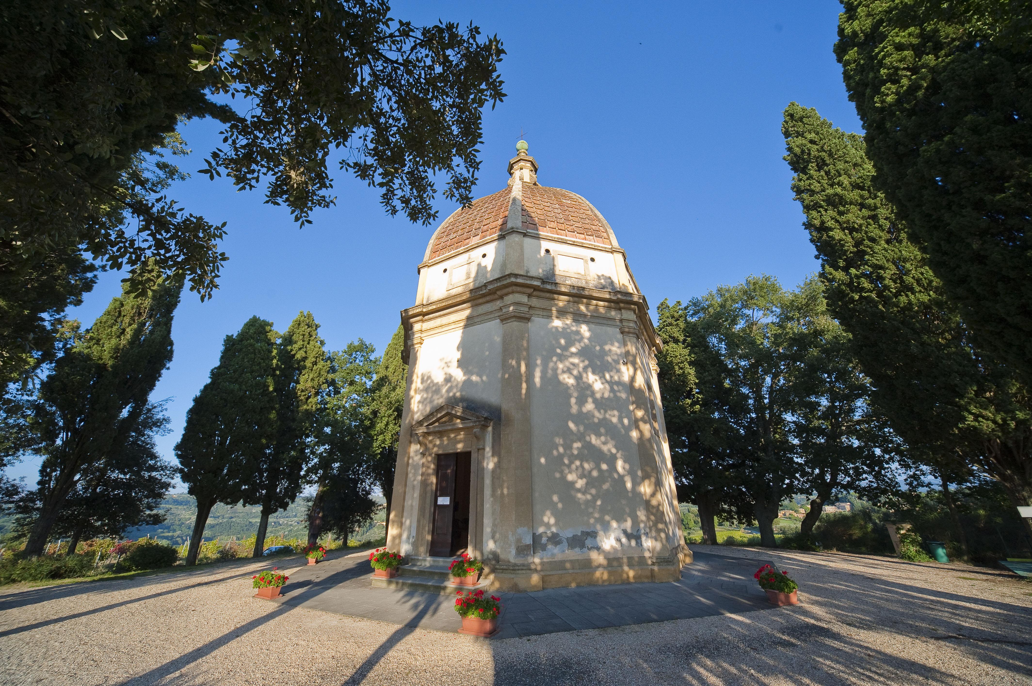 Cappella di San Michele a Semifonte. Fonte: wikipedia.org by Vignaccia76